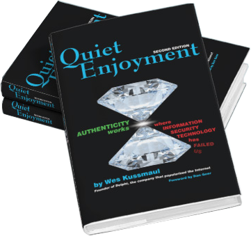 Quiet Enjoyment book