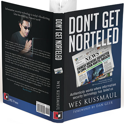 Don't Get Norteled front and back cover